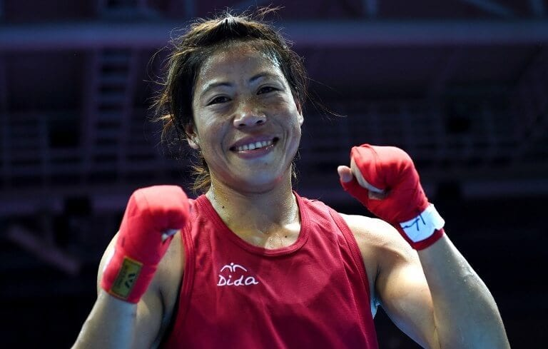 Manipur to give grand honour to pugilist Mary Kom