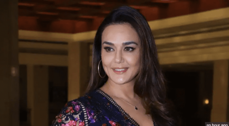 Preity Zinta On #MeToo Movement: I Havent Experienced Such a Situation, Wish I Had