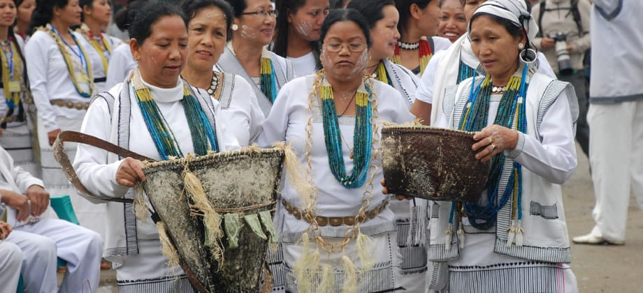 Central Mopin Preservation and Cultural Society (CMPCS) promoting indigenous culture