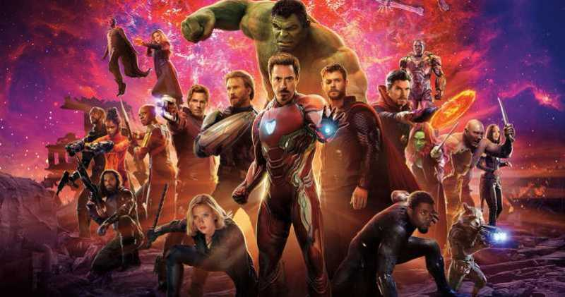 Netflix to Have Live Streaming of Marvels Avengers Infinity War