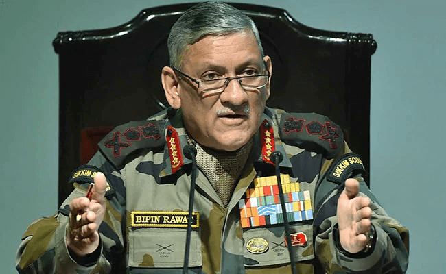 Army chief  Bipin Rawat visits Central Command HQ at Lucknow