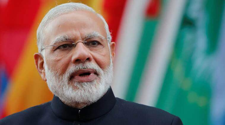Congress 'delaying' Ram temple construction, says Modi