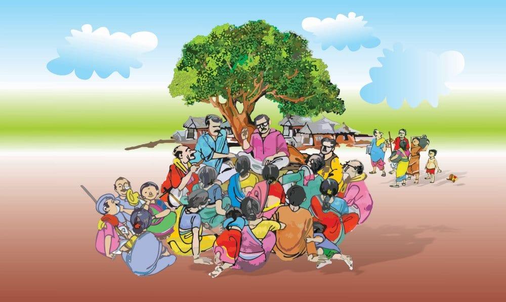 Assam Panchayat Polls: Mud-slinging  marks campaign