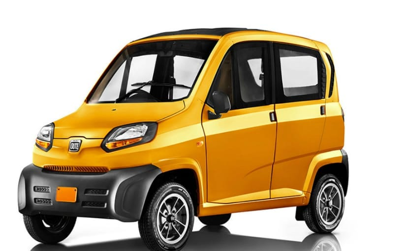 Quadricycles Get Go-Ahead for Private Use