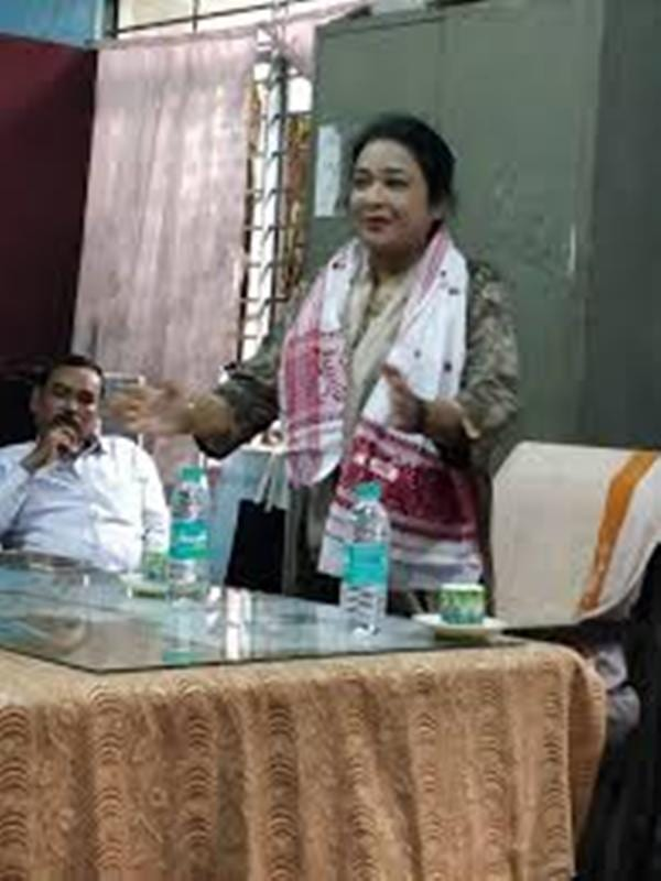 New Inspector of  Schools of Cachar takes charge