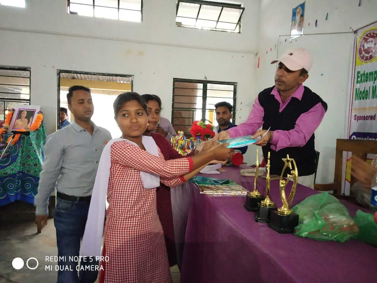 Science-based model making, art competitions organized in Hailakandi district