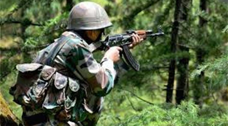 Security force kills NSCN  cadre in Tirap district