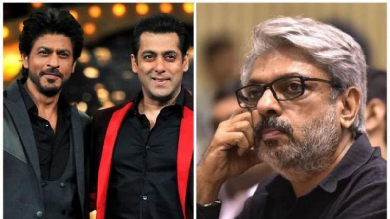 Shah Rukh Khan and Salman Khan to Share Screen in Sanjay Leela Bhansali