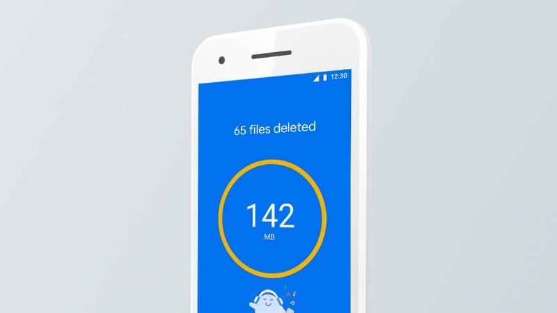 Google Rebrands Smartphone Memory-Decluttering App 'Files Go'
