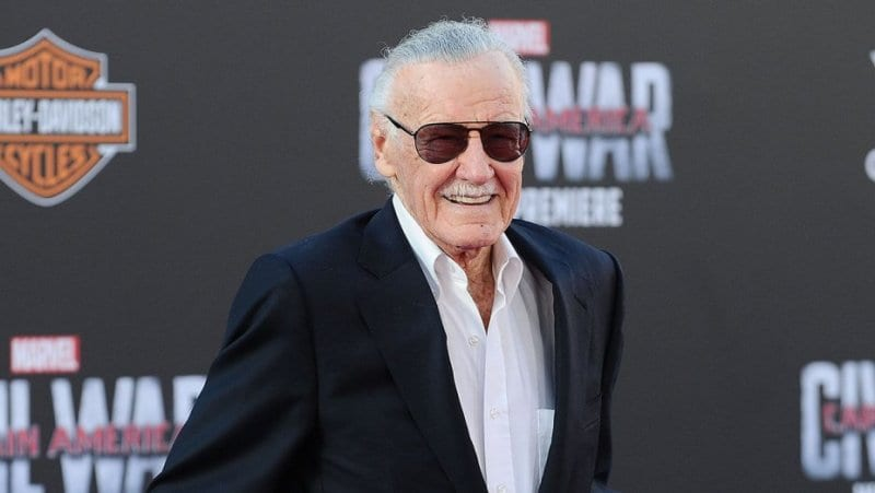 Legendary Writer, Editor & Publisher of Marvel Comics Stan Lee dies at 95