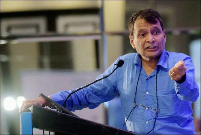 'India To Be $10 Trillion Economy by 2035' Says Suresh Prabhu