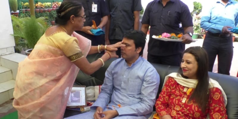 Biplab KumarDeb Assures to Make the State Free from Crime Against Women