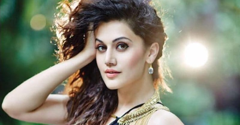 'Won't Apologise For Honest Opinion On Kangana Ranaut' Says Taapsee Pannu