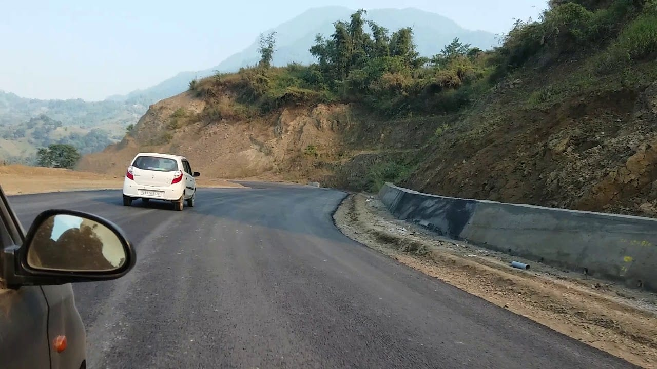 Foundation of important road projects laid under Trans Arunachal Highway