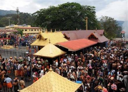 Two-month-long Sabarimala  festival begins