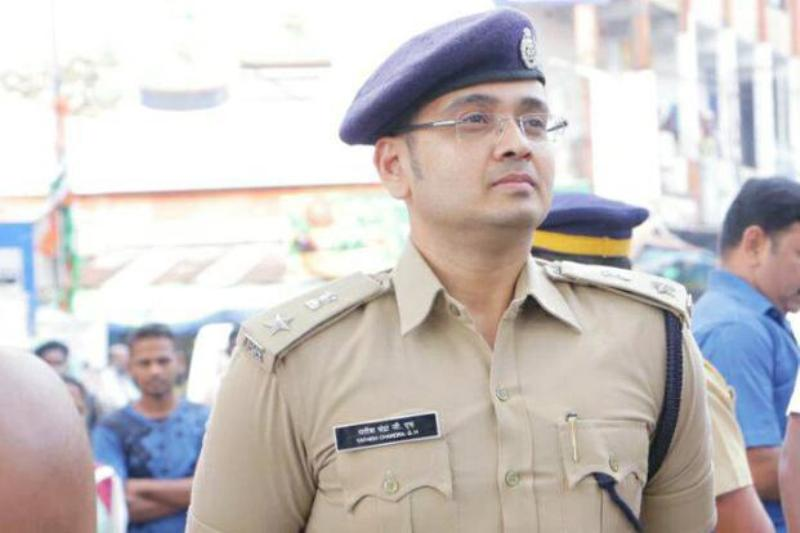 Meet Yathish Chandra-The Dabangg Cop At Sabarimala Who Arrested Politicians, Stopped A Union Minister