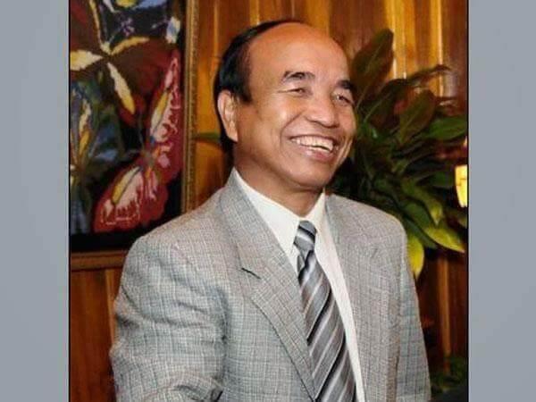 Zoramthanga meets DoNER Minister in Delhi