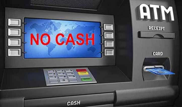No Cash: The only message that Sikkim ATMs giving away these days