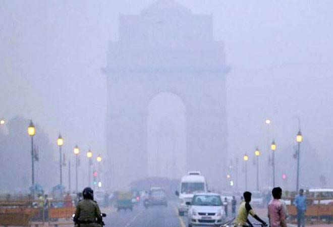 "Delhi's air quality improves to ""very poor"" ahead of Diwali"