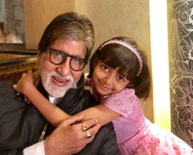 Wishes For Aaradhya on Her Birthday