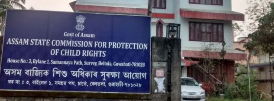 Consultation on Status of Child Protection organized by Assam State Commission for Protection of Child Rights