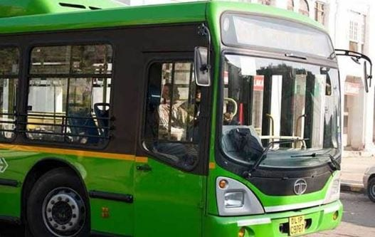 Gurugram gets more low-floor buses