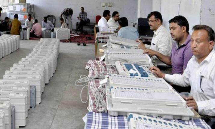 Stage set for Lok Sabha elections counting day in Meghalaya