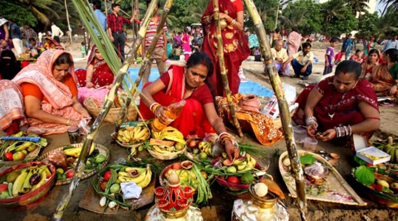 Dibrugarh town gears up for Chhath Puja
