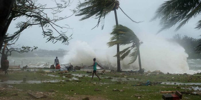 Cyclone Gaja takes 20 Lives with 80,000 Houses Evacuated in Tamil Nadu