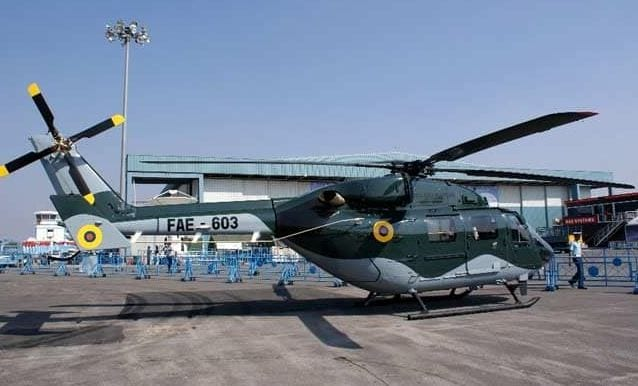 HAL arm delivers aero-structures for Dhruv copters