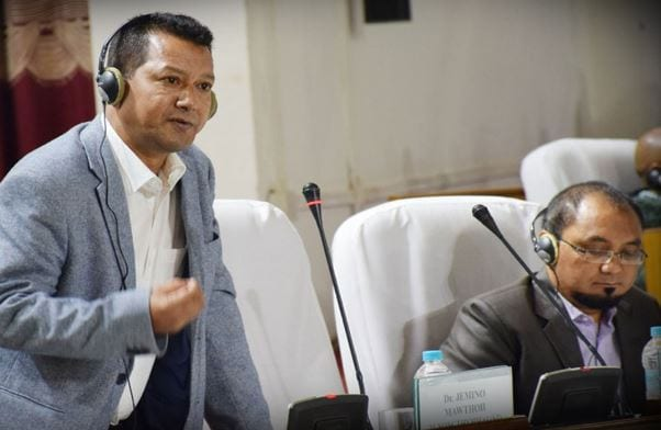 Jemino Mawthoh Call to unite Meghalaya regional parties