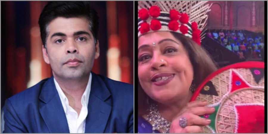 Hindi Filmmaker Karan Johar Hurts Assamese Sentiments, Apologizes Later
