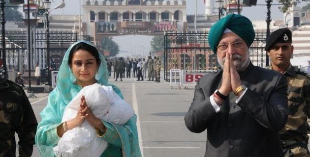 Kartarpur: Minister sees 'opportunity', warns on 'ground realities'
