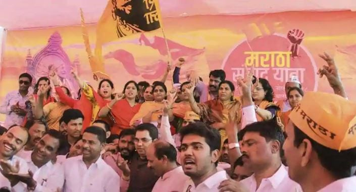 Marathas now entitled to 16% quotas in Maharashtra
