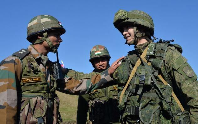 Indo-Russian military exercise starts in Uttar Pradesh