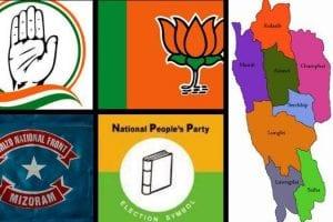 Mizoram poll