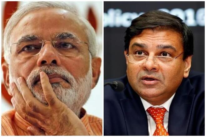 RBI Governor Meets PM Modi Ahead of November 19 Meeting