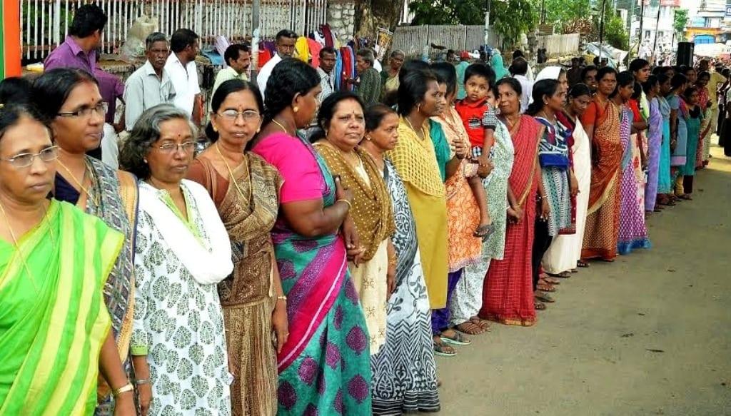 Panchayat Polls: Women aspiring for political  career in problem of plenty!
