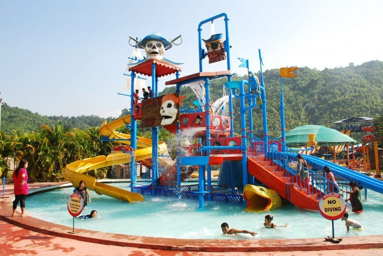 Amusement & Water Park Accoland in Guwahati reopened after three months
