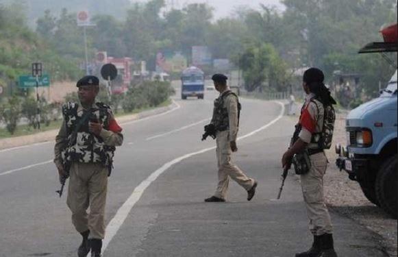 Kashmir Terrorism