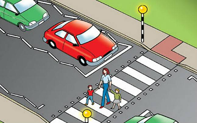 For road safety and pollution control