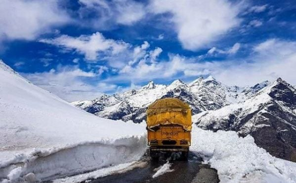 Rohtang Pass to be reopened soon