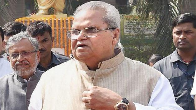 J&K governor reviews security ahead of Panchayat polls
