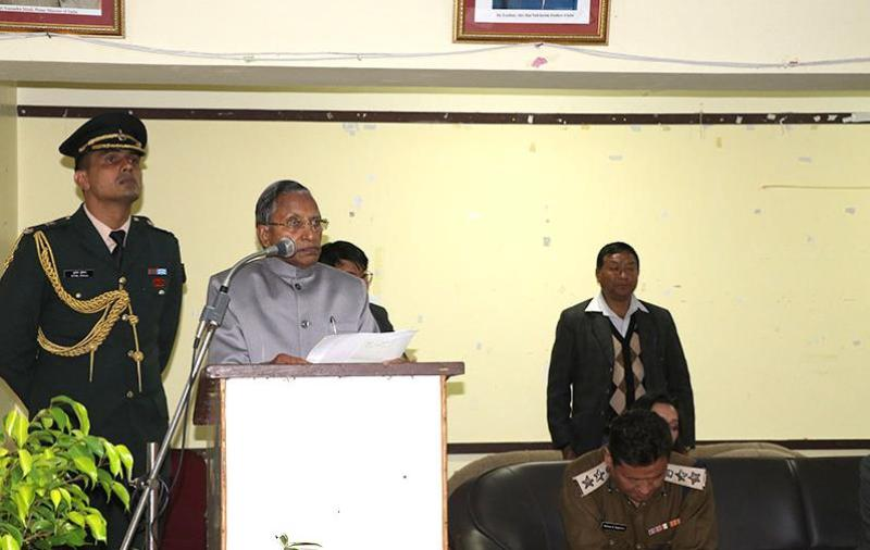 Sikkim: Governor Ends Three Day Tour of North Sikkim