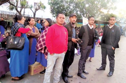 Meghalaya ASHA Workers Union (MAWU) Starts Indefinite Hunger Strike