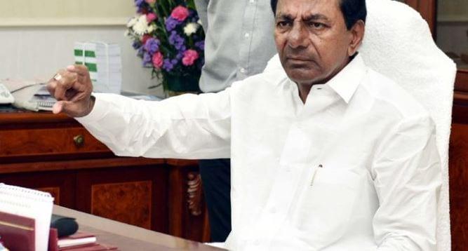 Telangana CM files nomination for Gajwel Assembly seat