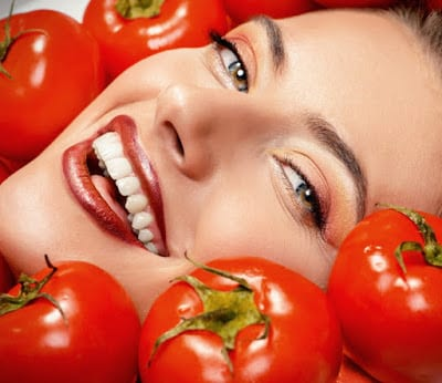 Beauty Miracles of Tomatoes