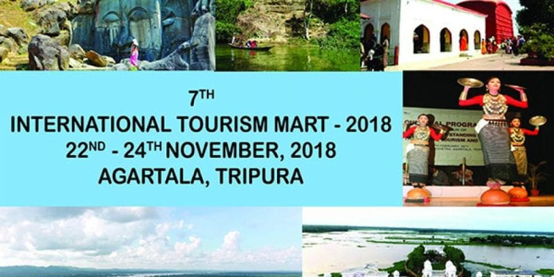 Tripura: 7th International Tourism Mart Gets Underway