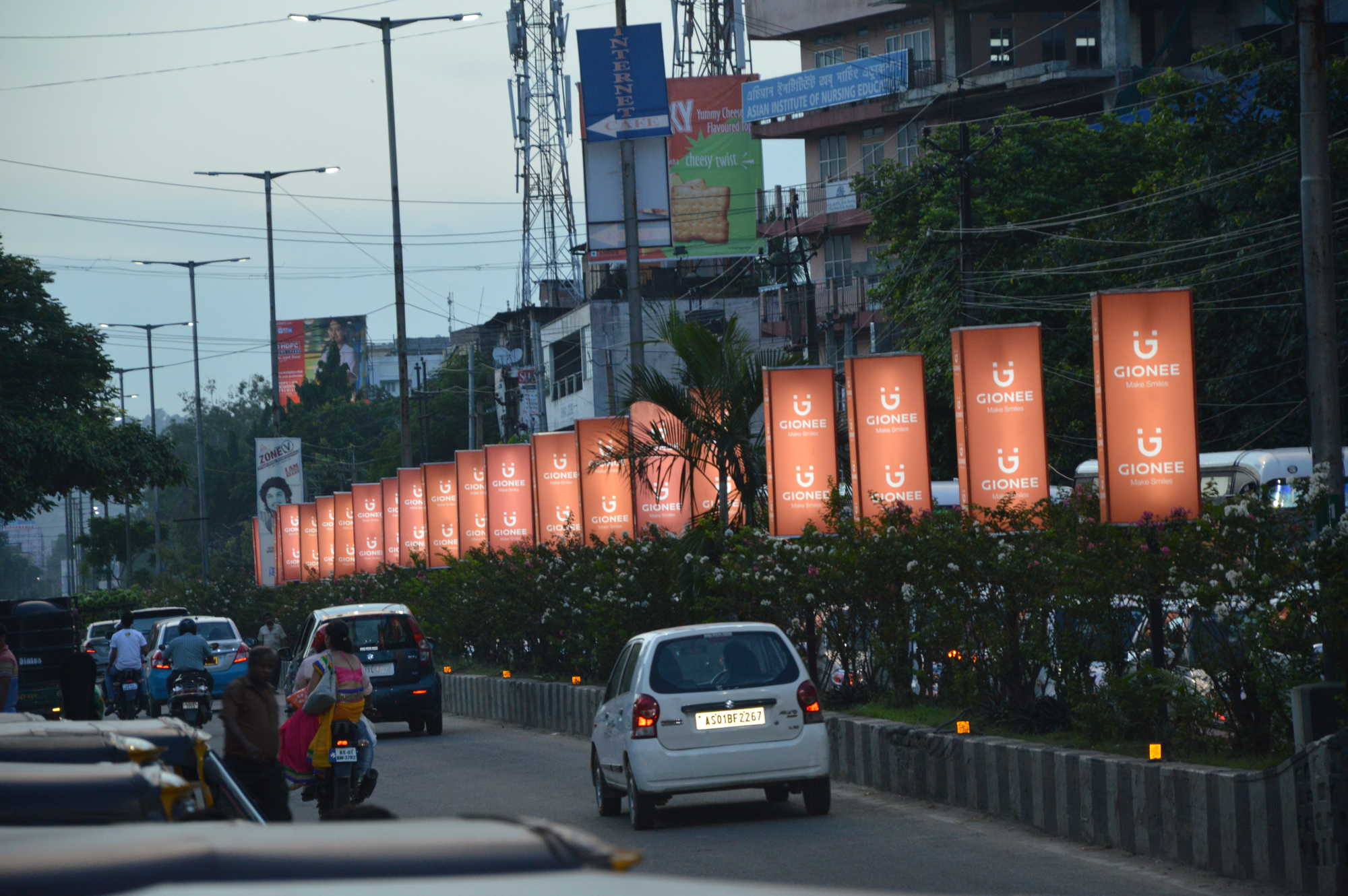 Modern traffic system to replace existing one in Assam