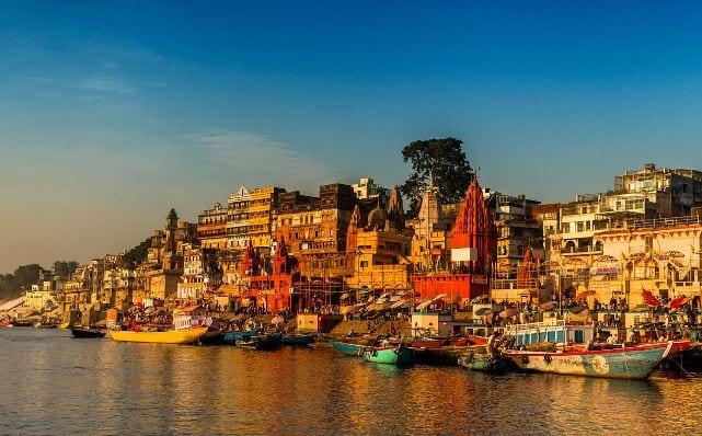 Myanmar delegation visits Varanasi, Sarnath in Uttar Pradesh